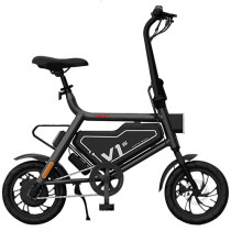 HIMO V1S Electric Bicycle Black